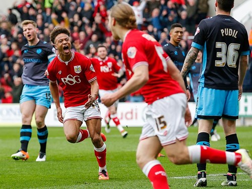 Report: Bristol City 4-1 Sheffield Wednesday