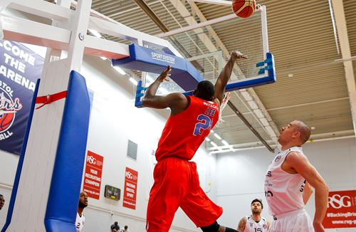 Video: Tyrone Lee Sinks Ridiculous Shot From Behind The Backboard
