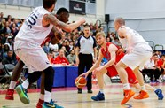 Gallery: Bristol Flyers 77-82 Worcester Wolves