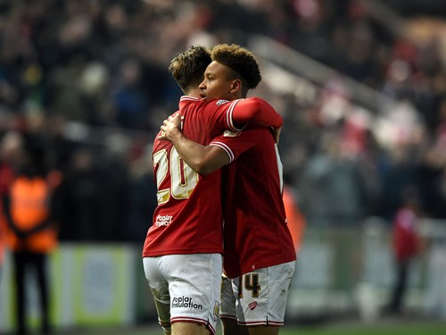 Bristol City Academy Duo Seal One-Year Extensions