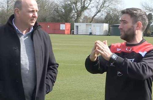 Lansdown Club Draw Winners Spend The Day With Bristol City