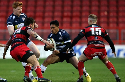 REPORT: Bristol Rugby 24-22 Moseley