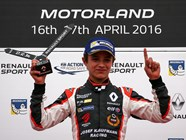 Two Wins For Norris On Eurocup Formula Renault 2.0 Debut