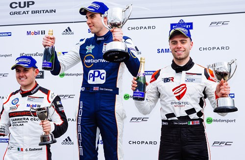 Double Podium For Zamparelli At Silverstone