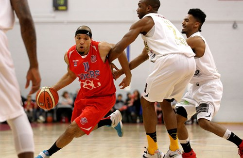 Highlights: Bristol Flyers 65-78 London Lions