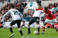 Report: Bristol City 2-3 Derby County