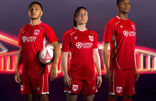 Bristol City Kit On Sale From Friday