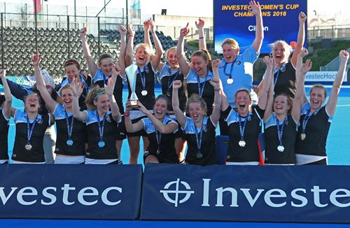 Clifton Ladies Crowned Investec Cup Winners