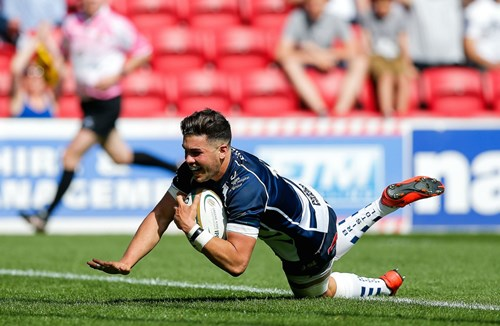 VIDEO: Bristol Rugby vs Bedford Blues