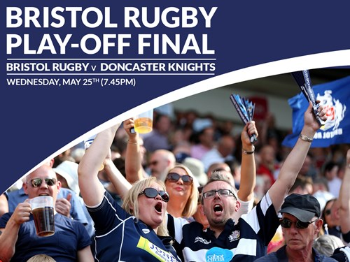 Pack The Gate For Play-Off Final