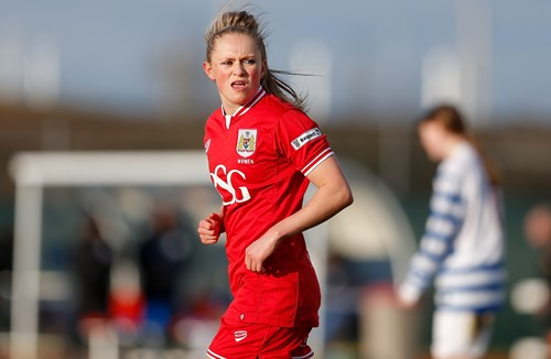 Vixens Trio Receive England Call-Up