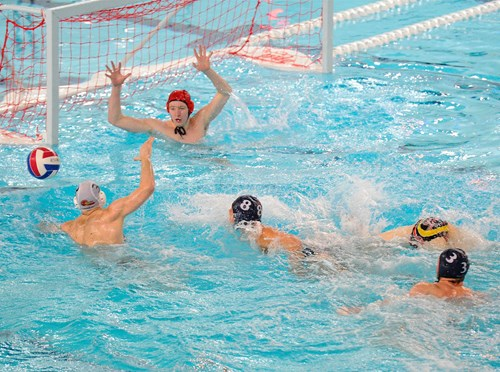 Bristol Compete For British Championship Water Polo Title