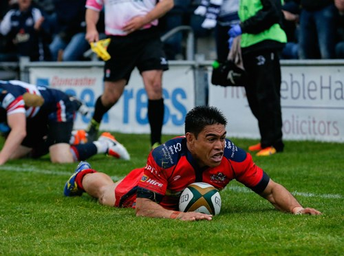 REPORT: Doncaster Knights 13-28 Bristol Rugby
