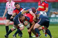 GALLERY: Doncaster Knights vs Bristol Rugby