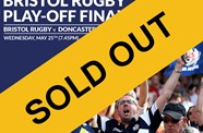 Play-Off Final is a SELL-OUT!