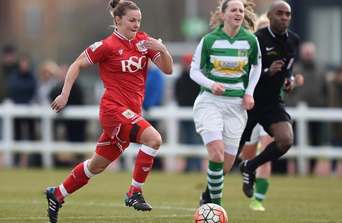 Vixens Duo Earn Wales Call-Up