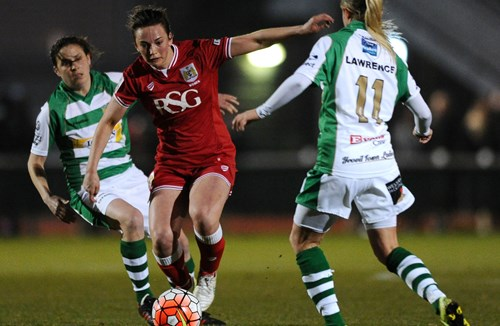 Report: Yeovil Town Ladies 2-0 Bristol City Women