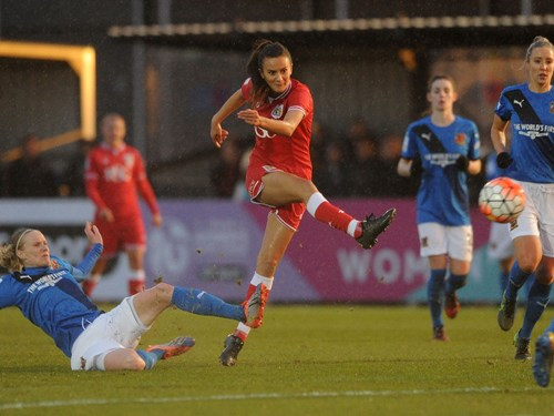 Report: Sheffield FC Ladies 3-1 Bristol City Women
