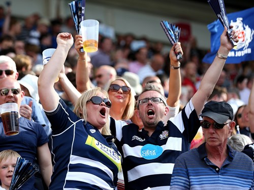 Bristol's Challenge Cup Opponents Confirmed