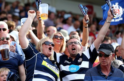'Humbled By Bristol's Support'