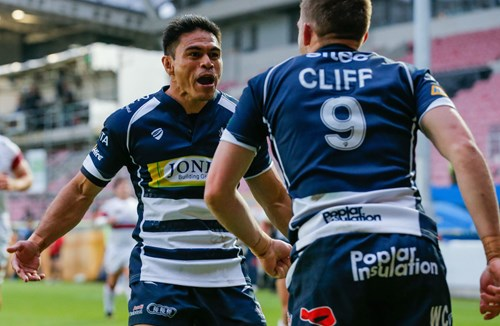 REPORT: Bristol Rugby 32-34 Doncaster Knights