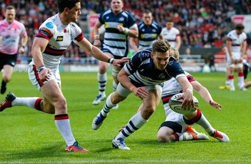 GALLERY: Bristol Rugby vs Doncaster Knights