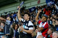 GALLERY: Record Crowd At Ashton Gate For Final