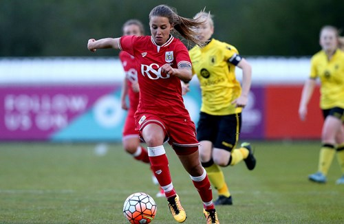 Tatiana Pinto Leaving Bristol City Women