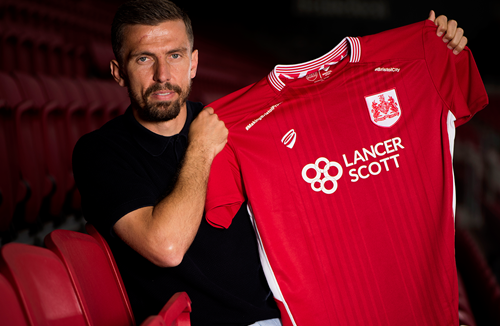 Competition: Win A City Shirt Signed By Gary O'Neil