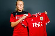 Scottish International Joins Bristol City Women