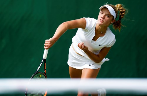 Bristol Tennis Star Katie Swan 'So Happy' To Receive Wimbledon Wildcard