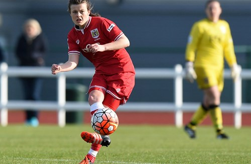 Three City Women Players Named In Wales Squad