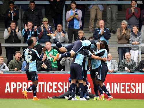 City Face Wycombe In EFL Cup