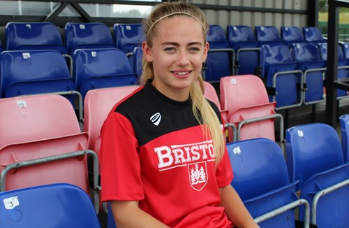 Wales International Joins Bristol City Women On Loan