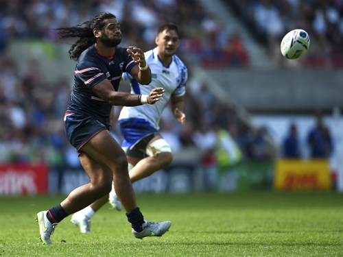 Thretton Palamo Joins Bristol Rugby