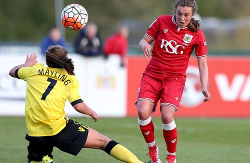 Report: Aston Villa Ladies 2 - 2 Bristol City Women