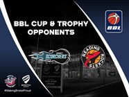Bristol Flyers' BBL Cup And Trophy Opponents Confirmed