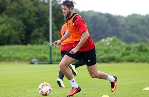 Burns Signs New Deal And Heads Out On Loan