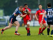Will Hurrell Makes Bristol Rugby Switch