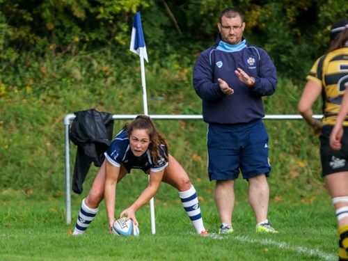 Roy Davies Appointed Bristol Ladies Head Coach