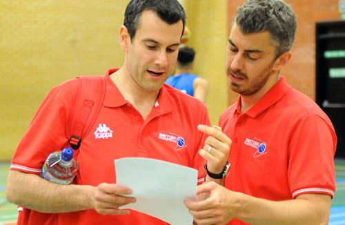 Kapoulas Names Final GB Under-20s Squad Ahead Of European Championships.