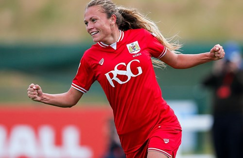City Women's Scottish Duo Set For Denmark Double Header