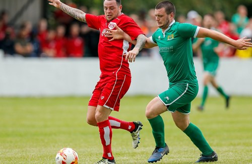 Report: Hengrove Athletic 0-7 Bristol City