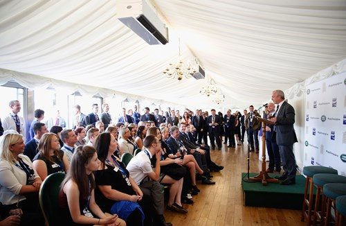 Gallery: Community Foundation Stars At Parliamentary Awards