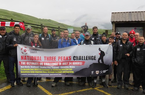 Three Peaks Prove A Huge Success For BCCT