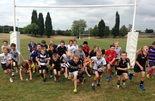 Premiership Rugby Summer Camps - Spaces Still Available