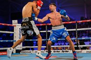 Haskins To Renew Hall Rivalry In Latest IBF Title Defence