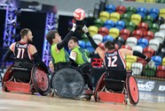 Community Foundation launches Bristol Bears Wheelchair Rugby Club