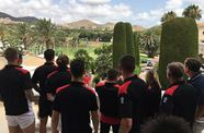 City Touch Down In La Manga
