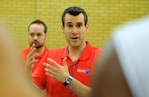 Kapoulas Retained As GB Under-20s Head Coach